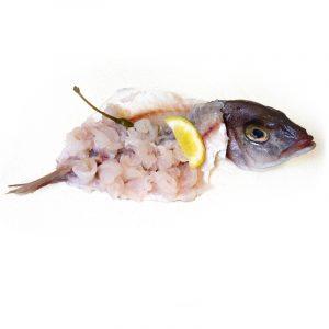 tartare di pescato